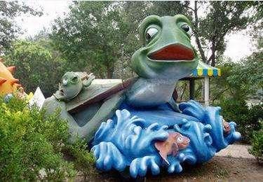 玻璃钢雕塑青蛙