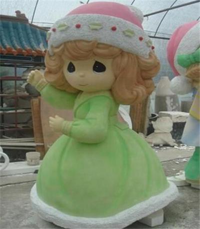 泡沫卡通人物雕塑