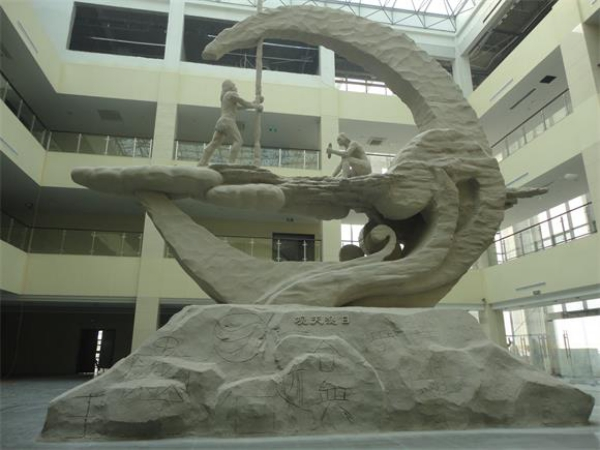 大型石雕雕塑