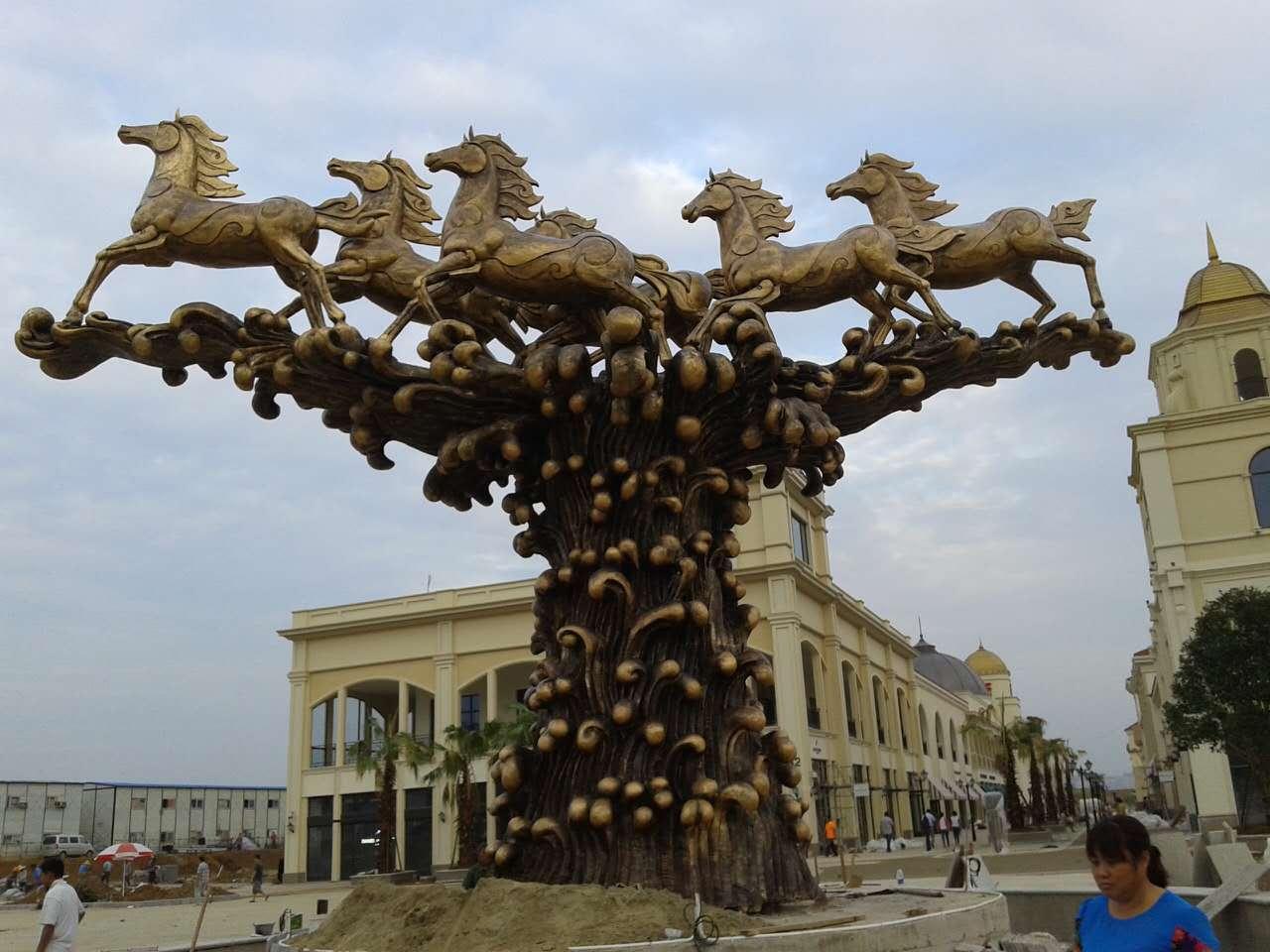 城市雕塑的作用