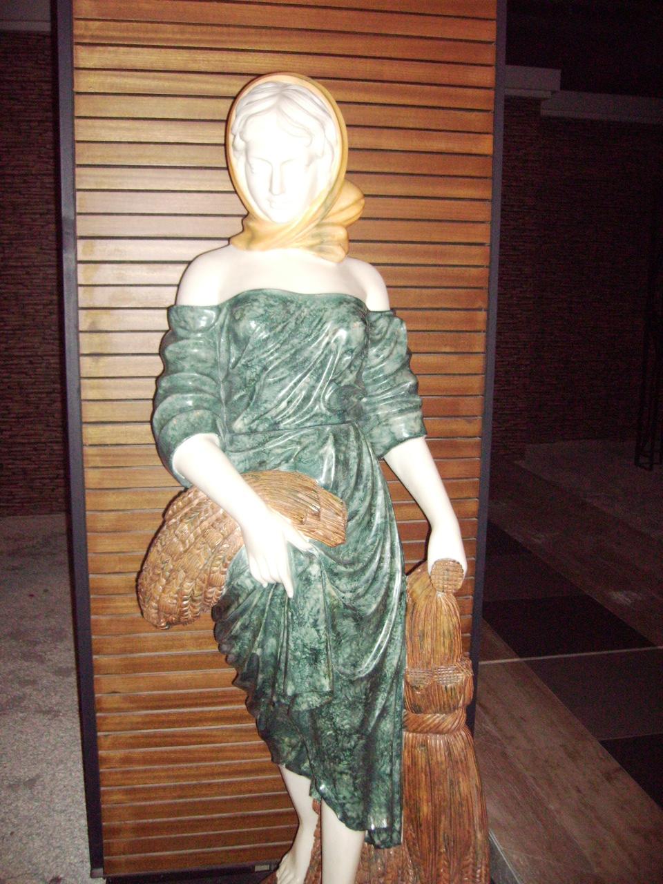 人物肖像雕塑中脸部的要点有什么?