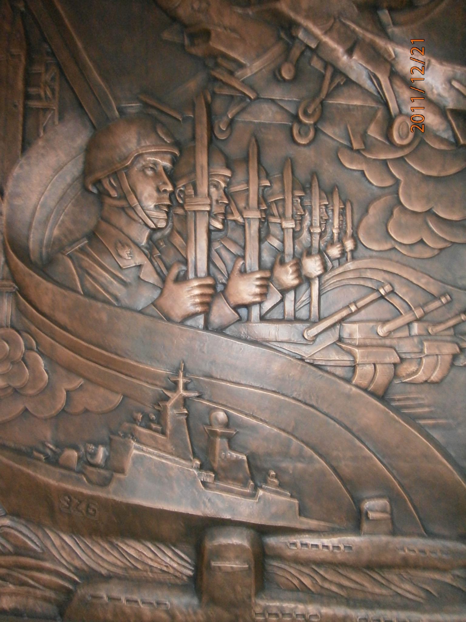 铸铜雕塑如何保养维护?