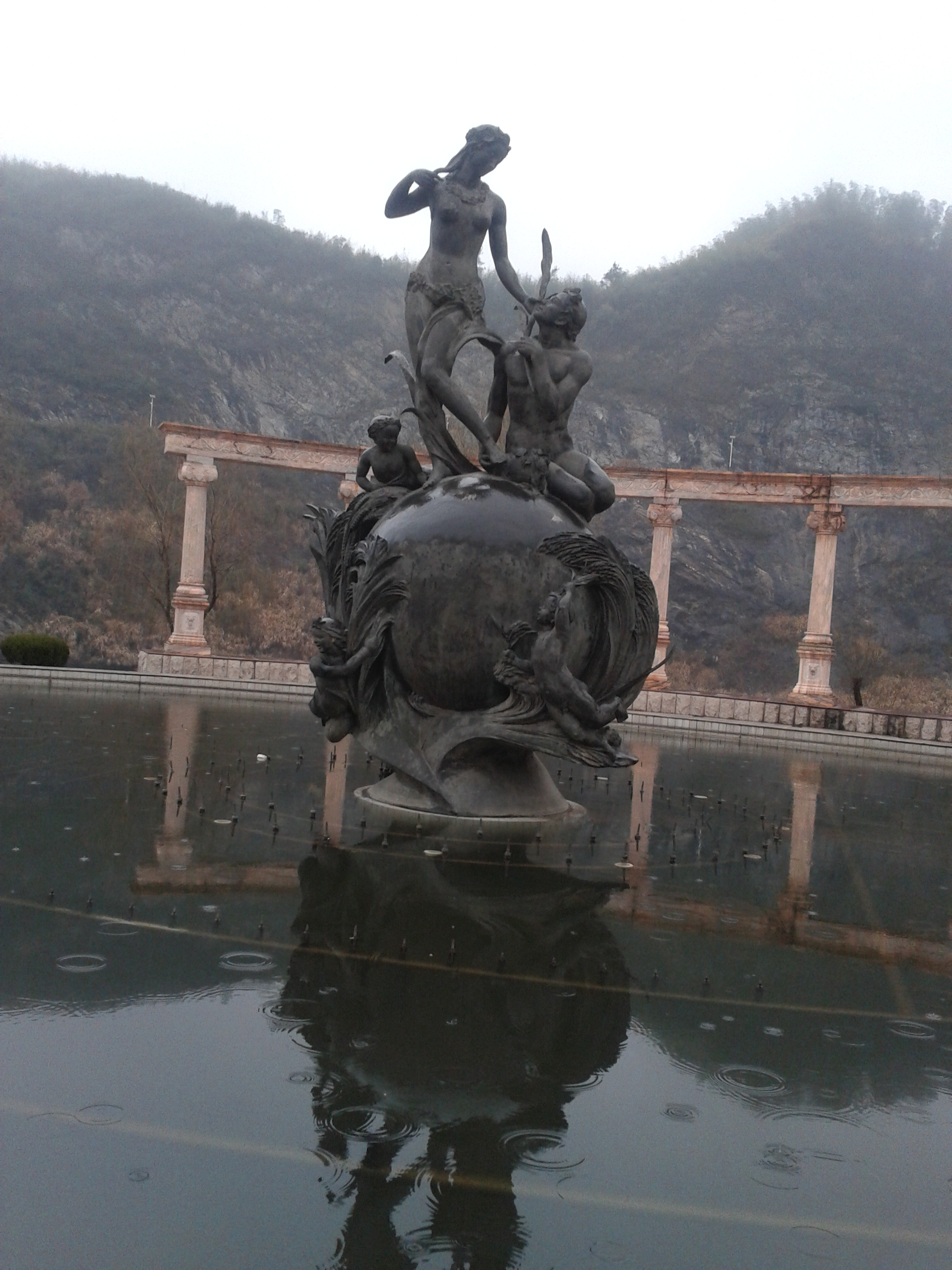 浅聊铸铜雕塑之艺术
