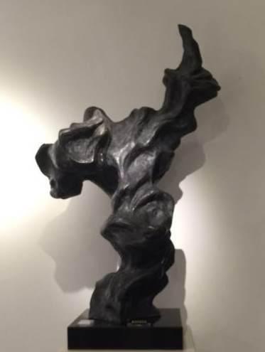 不锈钢雕塑制作技术