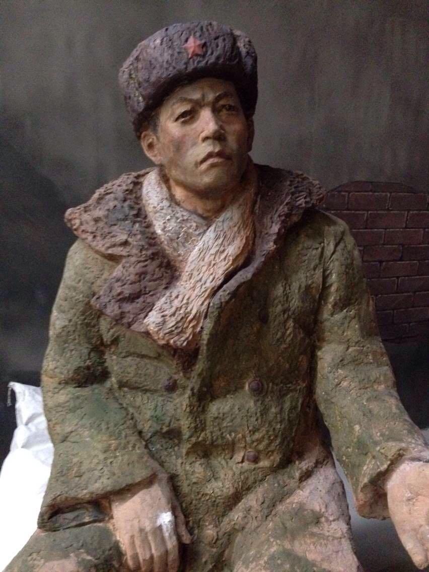 人物雕塑面部雕塑时有几点需要注意?