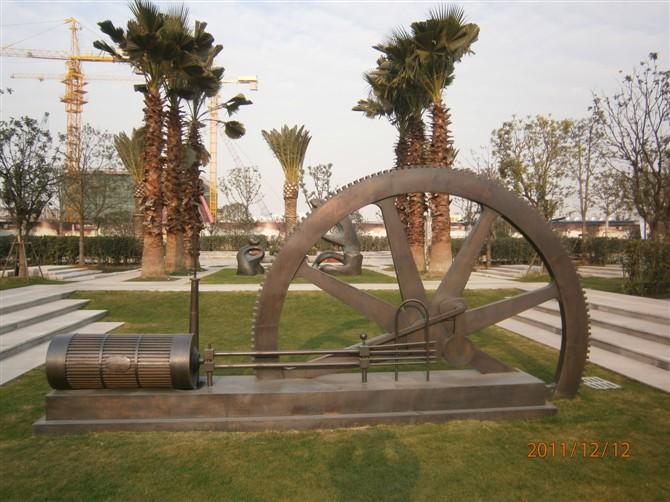 铜雕的起源?铜雕的历史追溯!