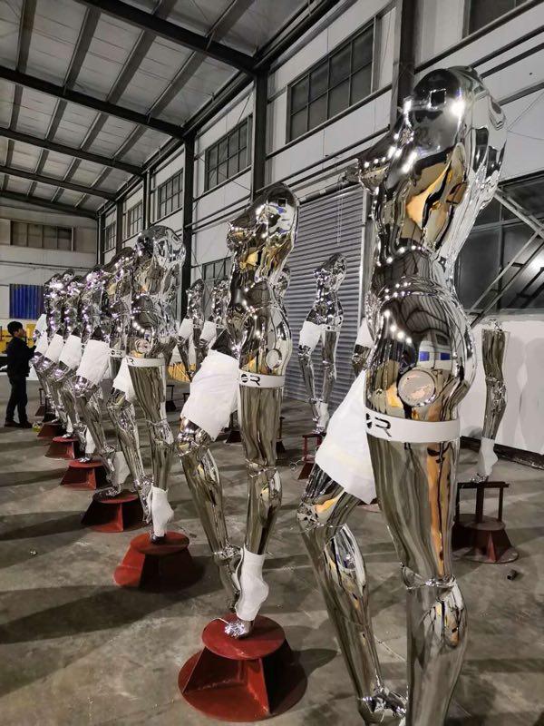 不锈钢雕塑的文化意义所在!