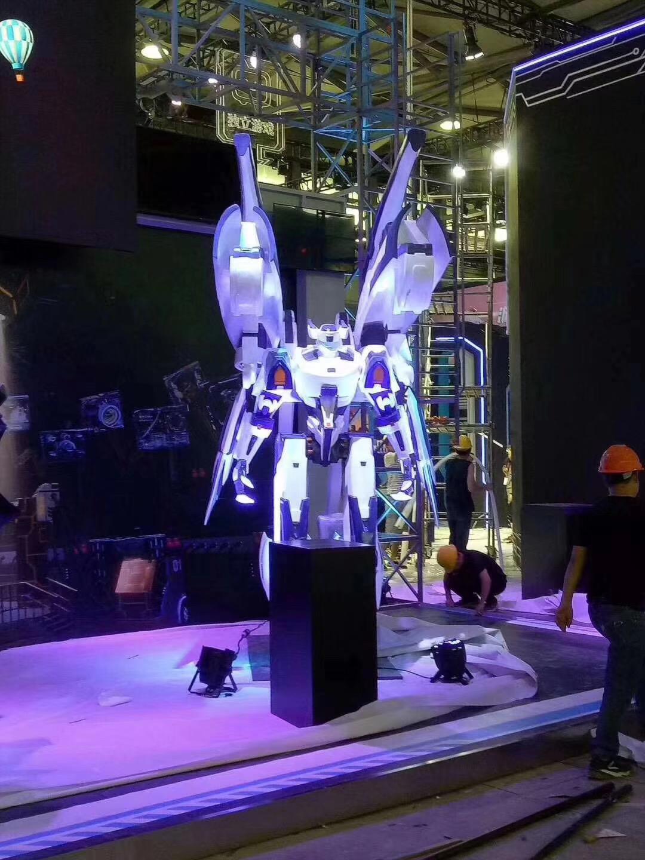 上海不锈钢雕塑哪家做的好?上海不锈钢雕塑厂家!