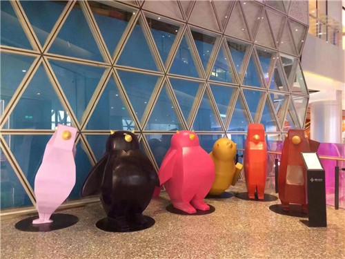 上海玻璃钢雕塑制作哪家好?
