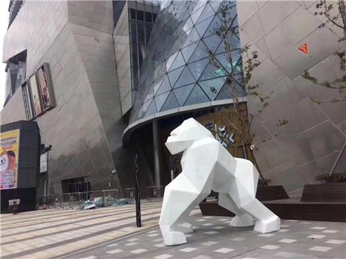 玻璃钢动物雕塑的生产方法?