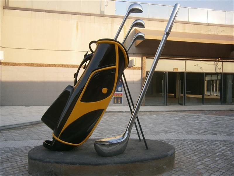 不锈钢雕塑摆放有哪些要求?
