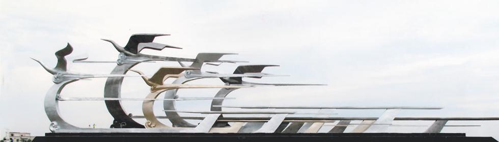 好的玻璃钢雕塑厂家